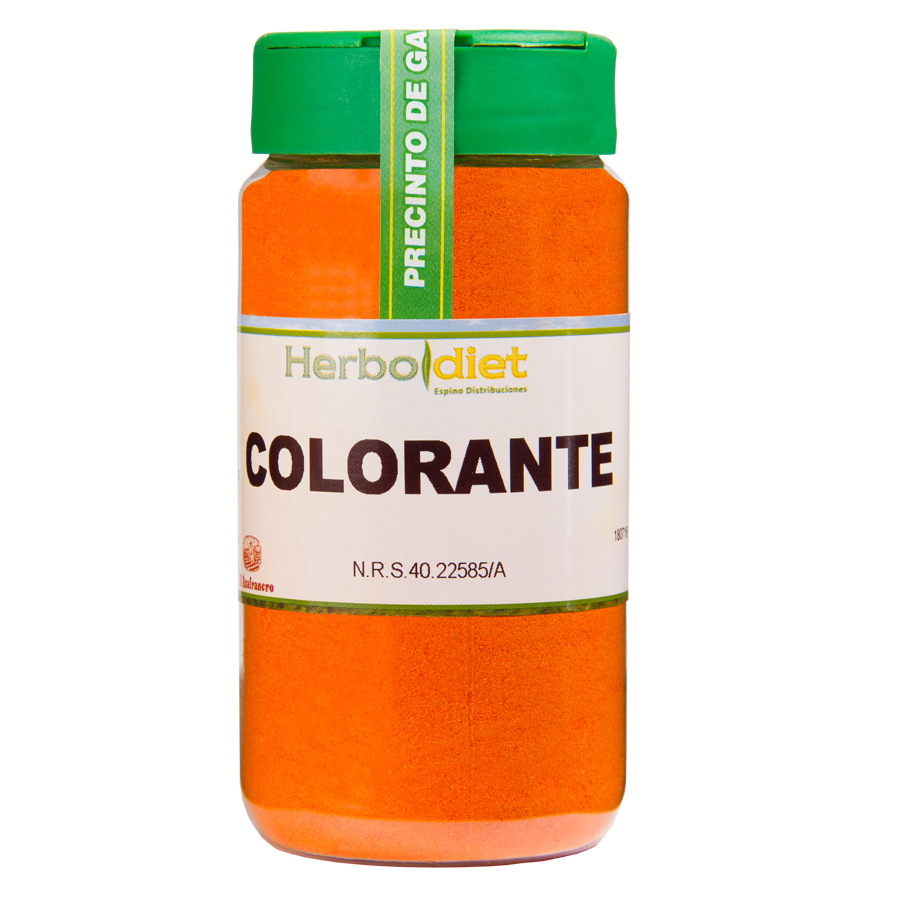 Colorante, 250 g.