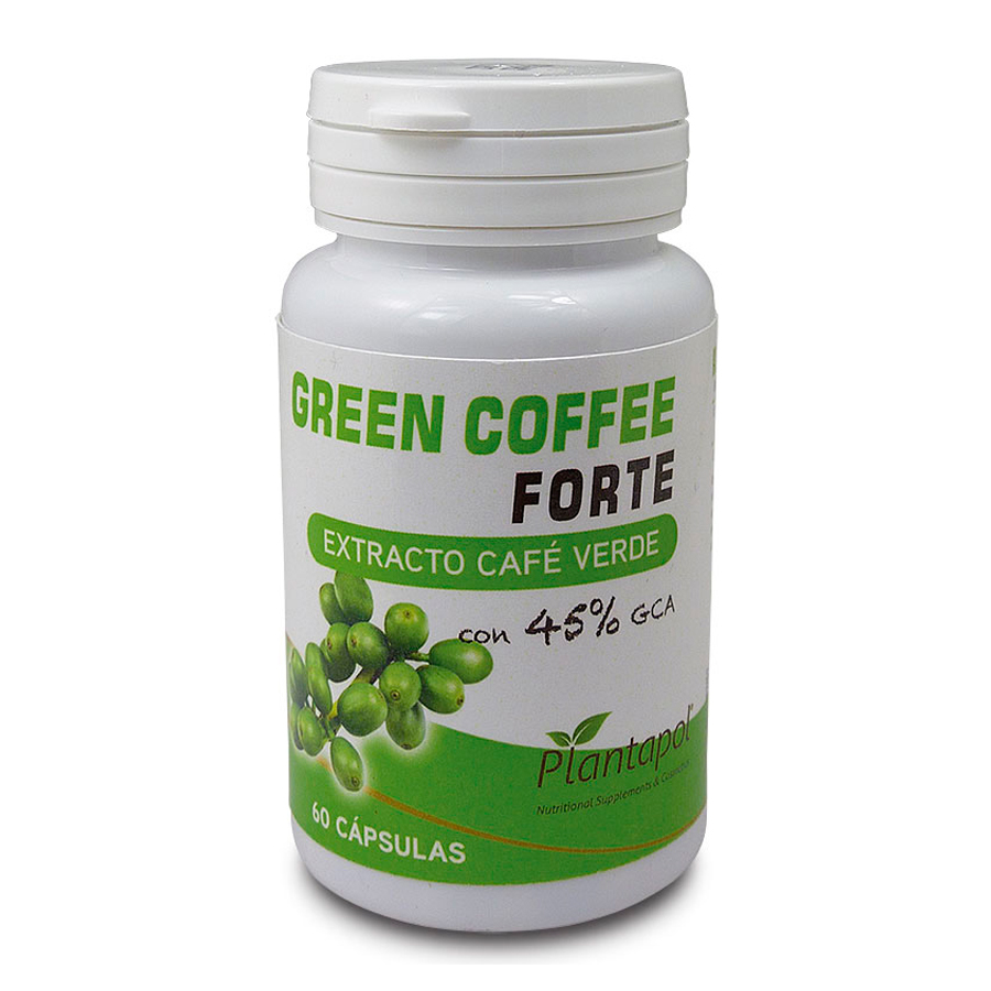 Green Coffee Forte, 60 cápsulas