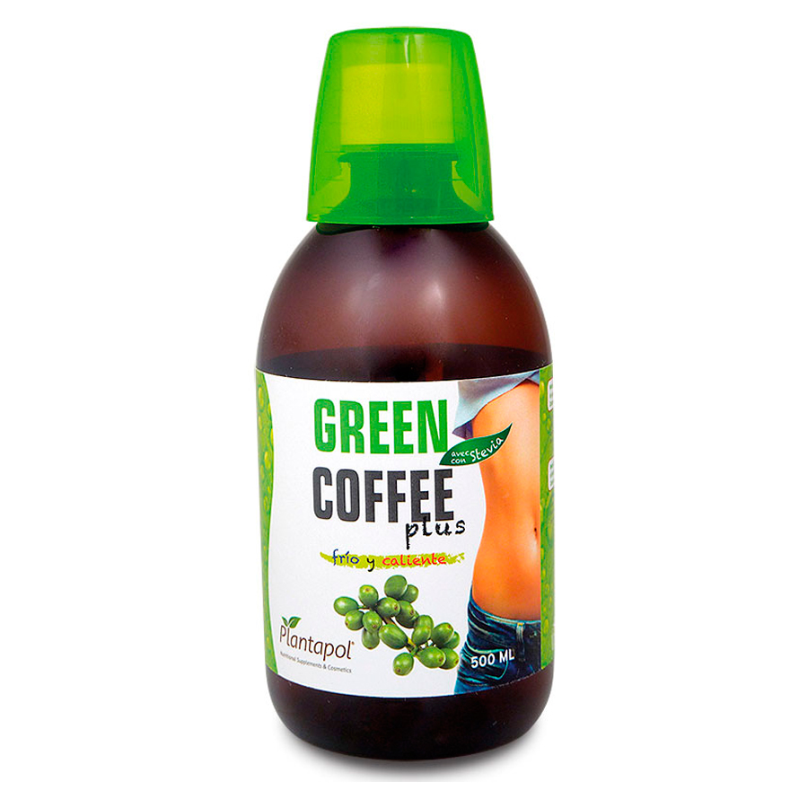 Green Coffee Plus, 500 ml