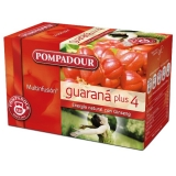 Guaraná Plus 4, 20 bolsitas