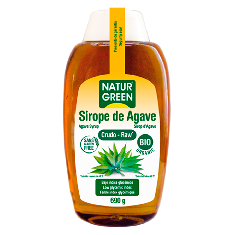 Sirope de Agave, 690 gr